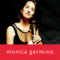 Wordpress website for violinist Monica Germino