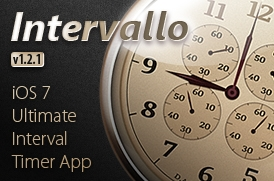 Intervallo iOS app and Iphone app development in Florida.