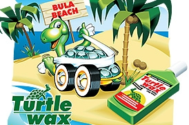 Turtle Wax Illustration